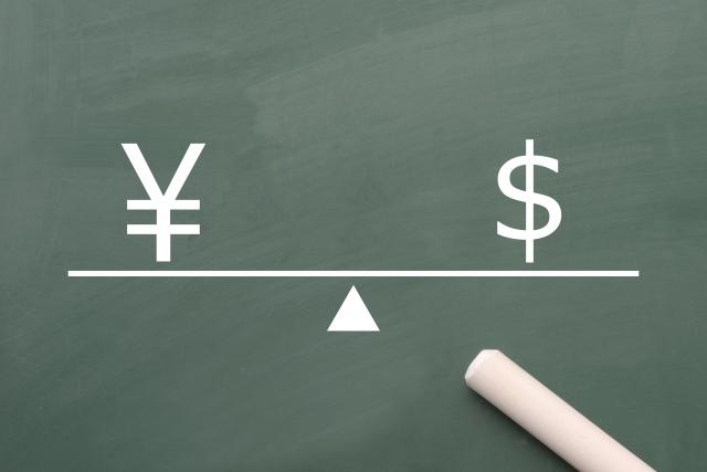 ドル円通貨ペア